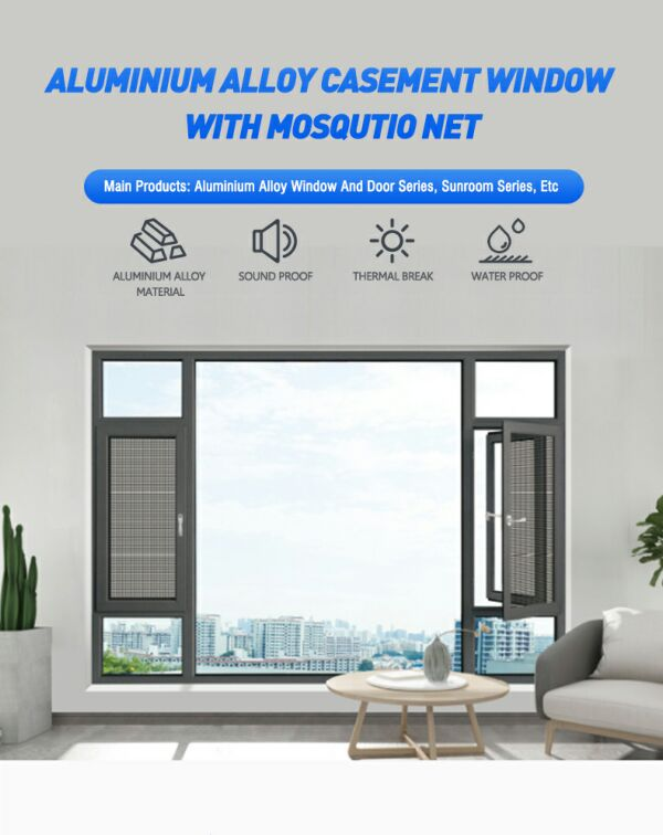 Thermal Casement Window Series